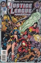 Justice League #0 - $2.00