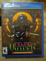 NeuroVoider Limited Edition Playstation Vita Limited Run Games NEW - $34.65
