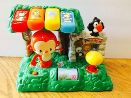 VTech - Learn and Dance Interactive Zoo - $3.95