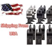 20pcs Oscillating Multi Tool Saw Blades for Fein Multimaster Makita Bosc... - $19.98