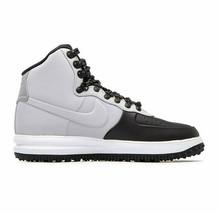 Nike Lunar Force Duckboot Air Force 1 High Wolf Grey Black BQ7930 002 Me... - $109.95