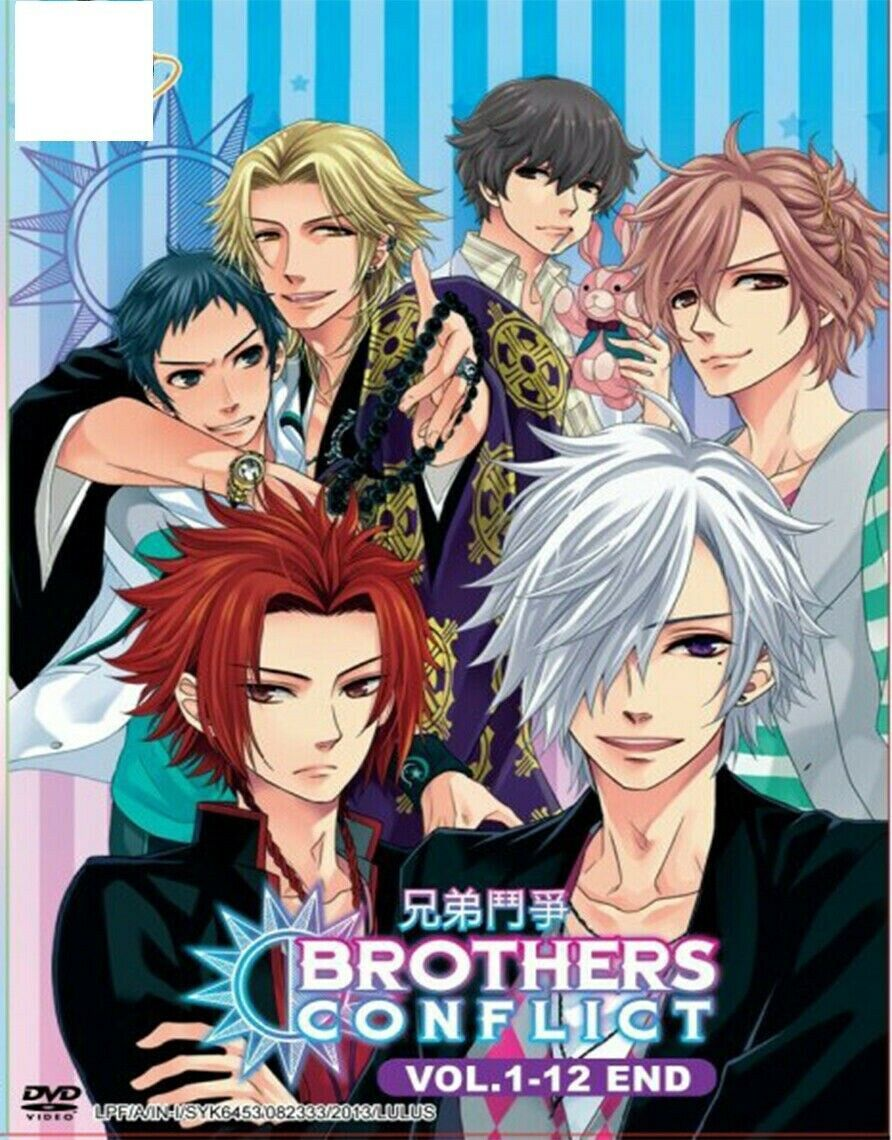Brothers Conflict VOL. 1-12 END Ship From USA