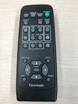 Viewsonic Remote Control-Tested & Cleaned                                   (U4)