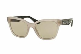 New Genuine Miu Miu MU06RS UE25J2 57mm Womens Sunglasses White Fast Ship - $146.48