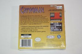 Catwoman Nintendo Game Boy Color 1999 New Sealed image 3