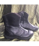 Sorel Black Leather Womem's Winter Short Boots, Size 9, NWOT - $83.30