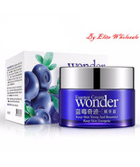 Wonder Blueberry Whitening Moisturizing Anti-Aging Essence Face Cream - $12.98