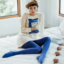 Tights Plain And Opaque for Women IN Nylon Elastic/Tights Thick Hot Winter - $12.62