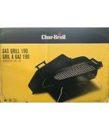 Char-Broil - 465133010 - Tabletop 11,000 BTU Gas Grill - Black - $59.35