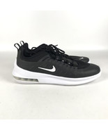 Nike Air Max Axis Running Shoes Men's size 11.5 Black White AA2146 003 - $74.30