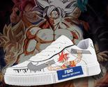 Goku Low Top (white) Dragon Ball Z anime shoes - £41.30 GBP - £47.75 GBP