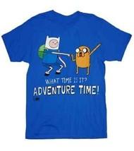 Authentic Cartoon Network Adventure Time Standing Dap Fist Finn & Jake T... - €13,66 EUR