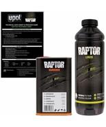 U-POL UP4801 RAPTOR UP4801 BLACK TRUCK BED LINER 1 LITER KIT - $86.00
