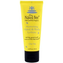 The Naked Bee Chai Tea Hand & Body Lotion 67ml/2.25oz - $14.97