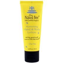 The Naked Bee Chai Tea Hand & Body Lotion 67ml/2.25oz - $14.97