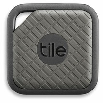 Tile Pro Sport Smart Bluetooth Tracker Slate/Graphite Gear Phone Finder RT-09001