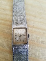 VINTAGE RARE SHEFFIELD SWISS LADY WATCH.UNTESTED AND SOLD AS IS. - $18.69