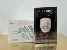 Shiseido Future Solution Foundation O20 1ml x 50 packs - $49.50