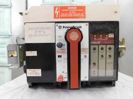 THPVVF3604 GE Power Break I Circuit Breaker - 400A Frame with Trip Unit - $3,350.00