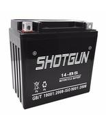Shotgun YTX14-BS Motorcycle Battery for BUELL S1 Lightning 1200CC 96-'99 - $69.79