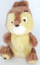 CHIP from Chip N Dale CHIPMUNK Stuffed Animal Toy Made in Korea Vintage ... - $9.99