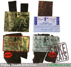 Vegan Dream Jerky, 1 oz. Pieces (Pack of 8) - $22.99