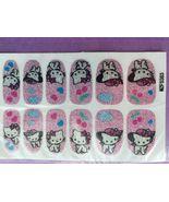 BANG STORE Nail Art 3D Glitter Decal Stickers Charmmy Kitten Hello Kitty... - $3.68