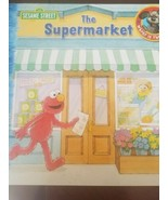 The supermarket - 123 Sesame Street (where is the puppy?) By Susan Hood - $51.28