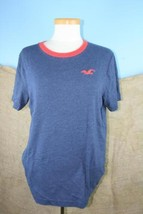 Hollister Boy's Short Sleeve Cotton Shirt Size L - $6.97