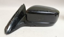 03 04 05 06 07 Honda Accord Left Driver Side Power Black Door Mirror Oem - $69.29