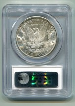 1880-S MORGAN SILVER DOLLAR PCGS MS65 NICE ORIGINAL COIN BOBS COINS FAST SHIP image 2