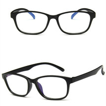 New Fashion Nerd Style Clear Lens Glasses Frame Retro Casual Daily Eyewear image 2