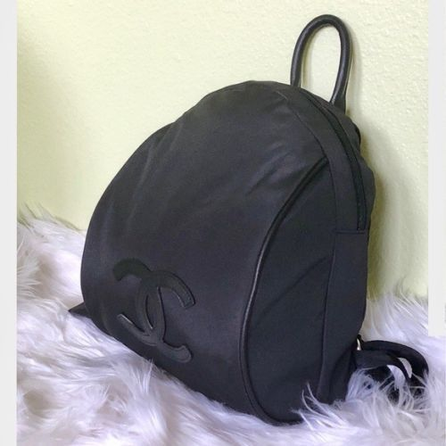 58948fb7f5b7 NEW Chanel Black Nylon Vip Gift Backpack and 46 similar items. S l500 14