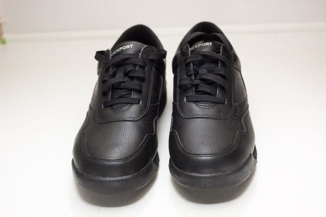 Rockport ProWalker Size 11.5 N Black Men's Walking Shoes