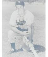 Rare 1955 Mark Reuben Gallery Duke Snider Brooklyn Dodgers Framed Photo COA - $783.99