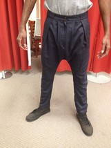 Men's Stripe street wear pants Low Big & Tall  pants - Big pockets  - $40.00+