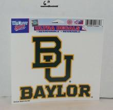 Wincraft Baylor University Bears Ultra Decal NCAA College - $9.50
