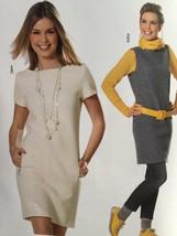 Burda Sewing Pattern 7602 Misses Ladies Dress Size 8-20 New - $13.41