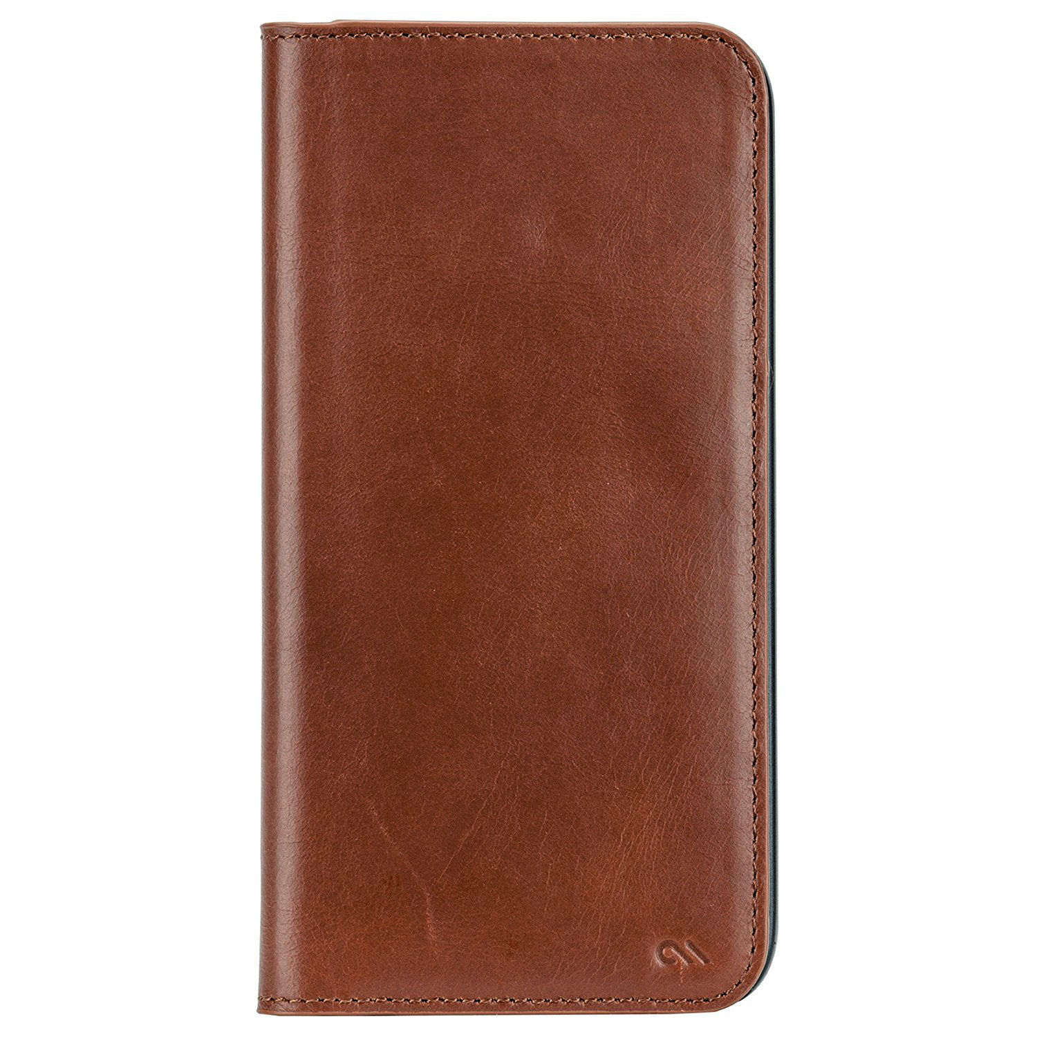 Case-Mate Premium Leather Wallet Folio Case for Samsung Galaxy S6 - Brown