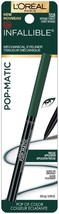 L'Oreal (Loreal) Infallible Pop-Matic Mechanical Eyeliner, 518 Intense Forest. - $5.89
