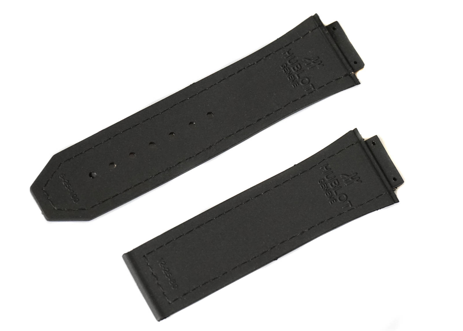 New Hublot Matte Calf Leather Replacement Watch Band Strap For Hublot Big Bang