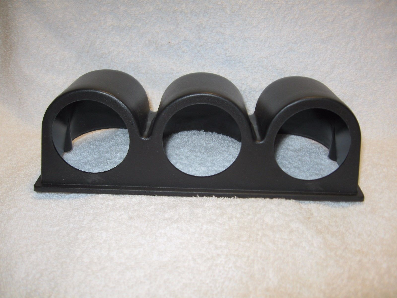 "Primary image for 3 Gauge Pod For 2-1/8"" Gauges-Surface Mount-Car-Truck-Hot Rod-Marine-Tractor-Ag!"