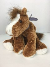 Mary Meyer Extremely Relaxed Stuffed Animals Flip Flops Horse - $11.99