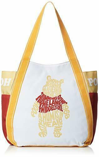 Disney Tote Bag Balloon Winnie the Pooh Magnet A 3 Size DPO-06 Limited Japan