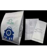 Miele Vacuum Bags GN 3D Efficieny Canister 5 Bags & 2 Filters NEW - $8.99