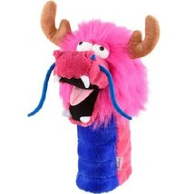 Pink Dragon Daphne Head Cover-  460CC friendly Driver - $22.95