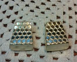 "Vintage Jewelry:1"" Germany  Clip On Earrings 01-23-2019 - $8.99"
