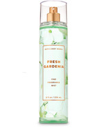 Bath & Body Works Fresh Gardenia Fine Fragrance Mist 8 fl oz / 236 ml - $16.00