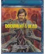 The Definitive Document of the Dead (Blu-ray/DVD, 2014, 2-Disc Set) - $19.99