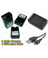 External Charger Samsung Galaxy S2 D710bst + USB Data Cord Travel Boost ... - $14.91